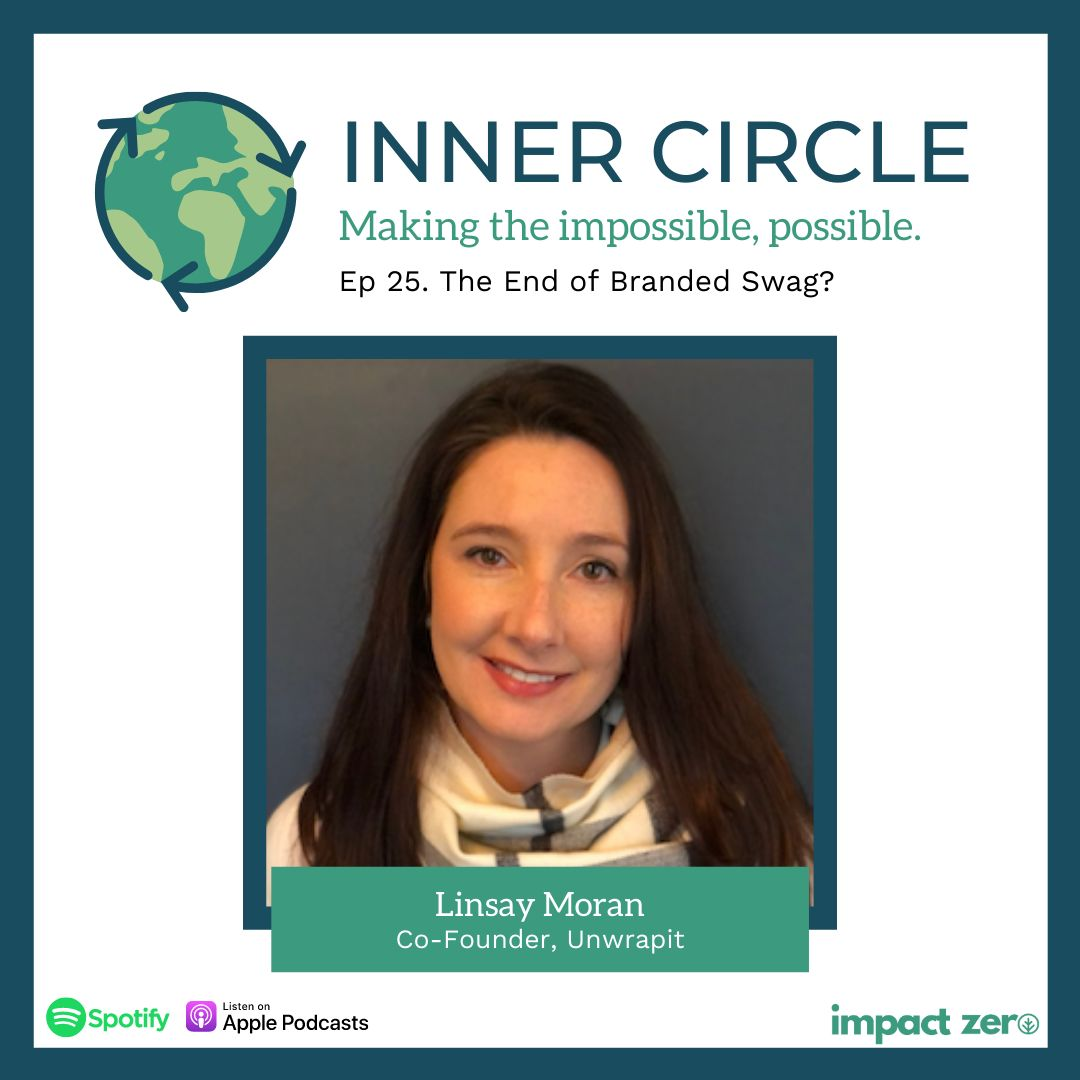 Inner Circle podcast, episode 25: The End of Branded Swag?