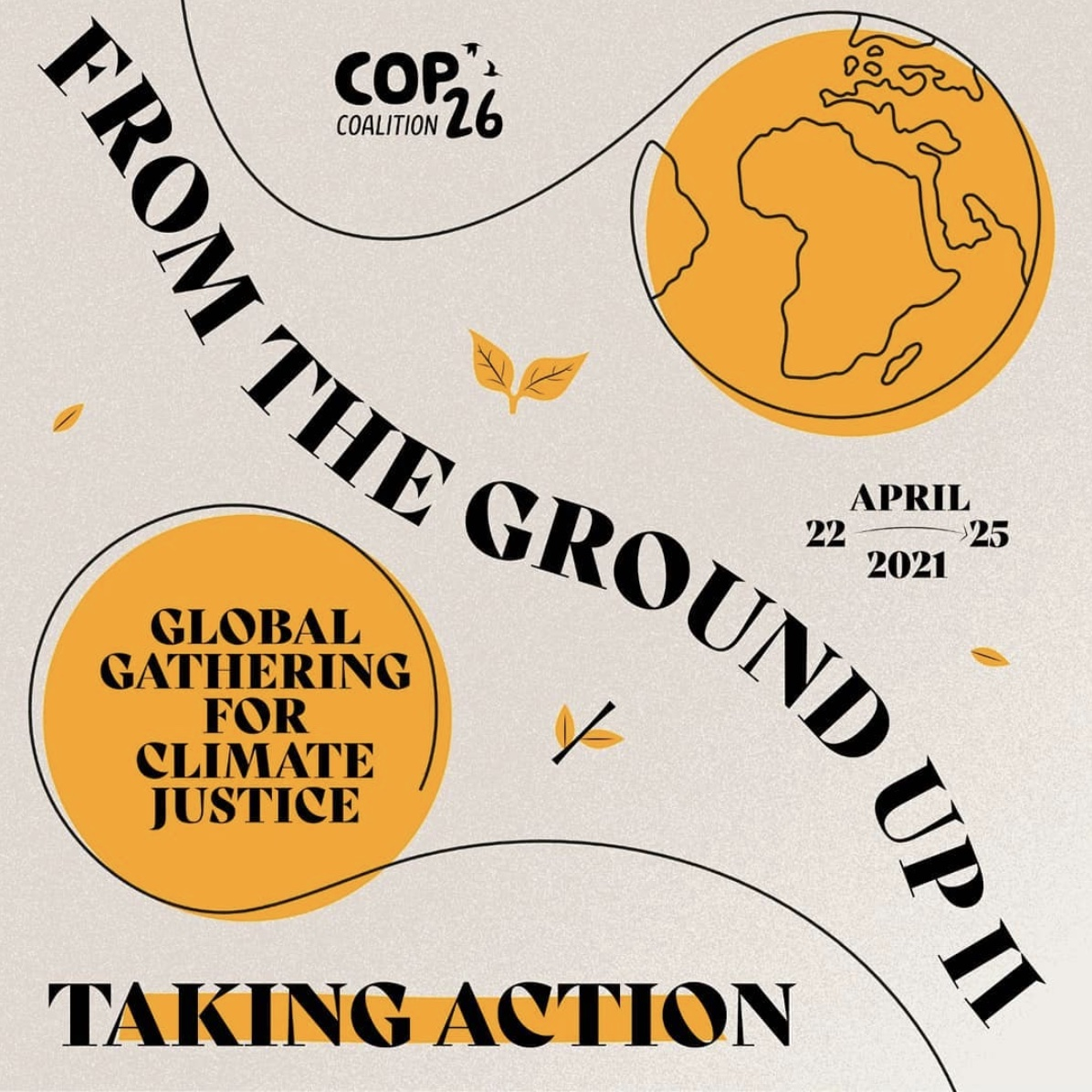 From the Ground Up 2: Taking Action, a Global Gathering for Climate Justice