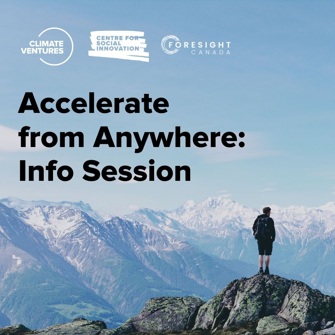 Accelerate from Anywhere: Info Session