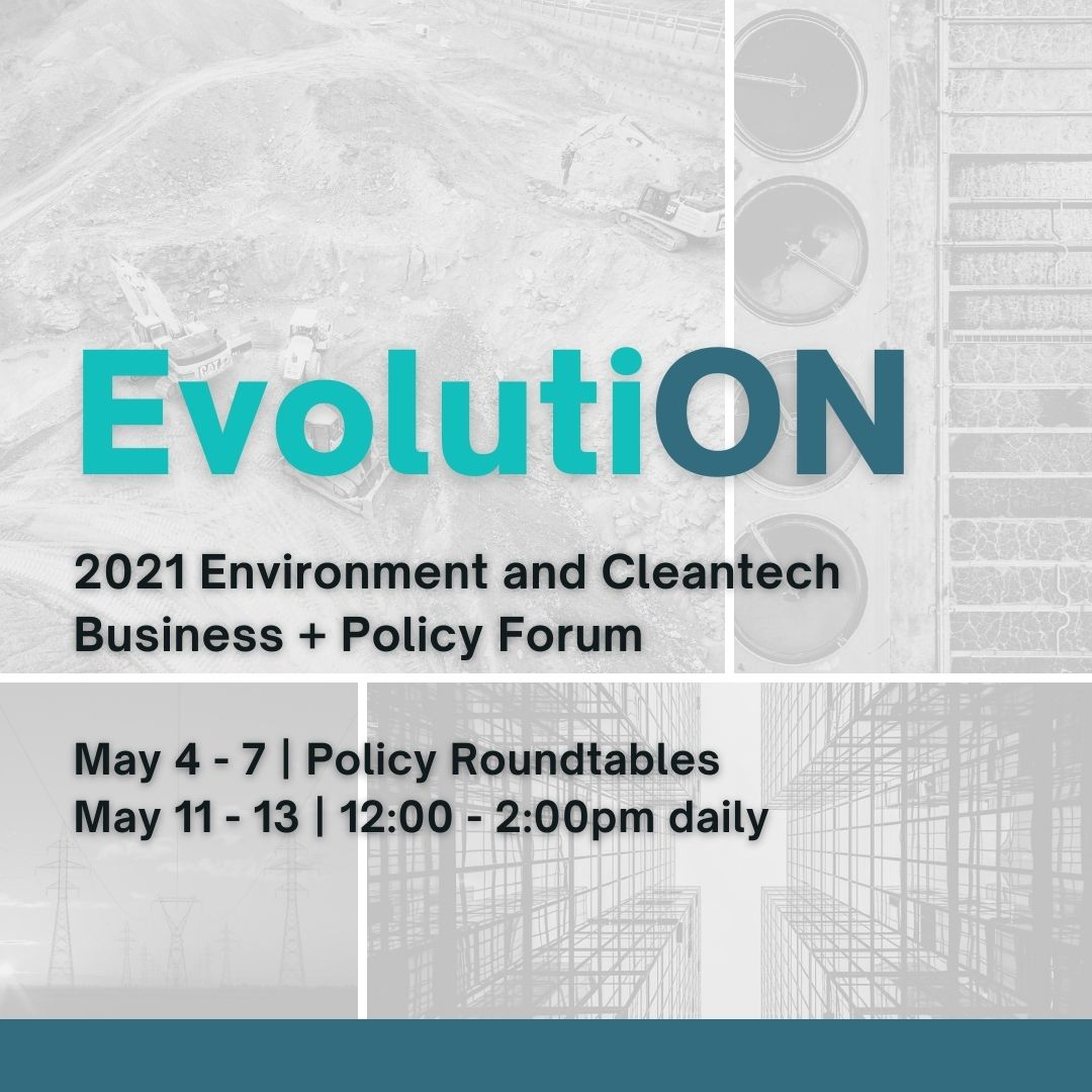 Environment and Cleantech Business and Policy Forum