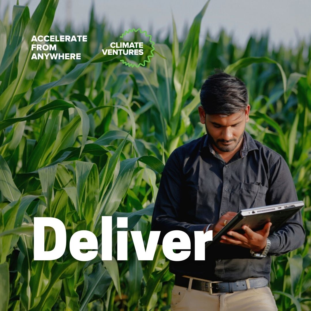 Deliver, an Accelerate from Anywhere program
