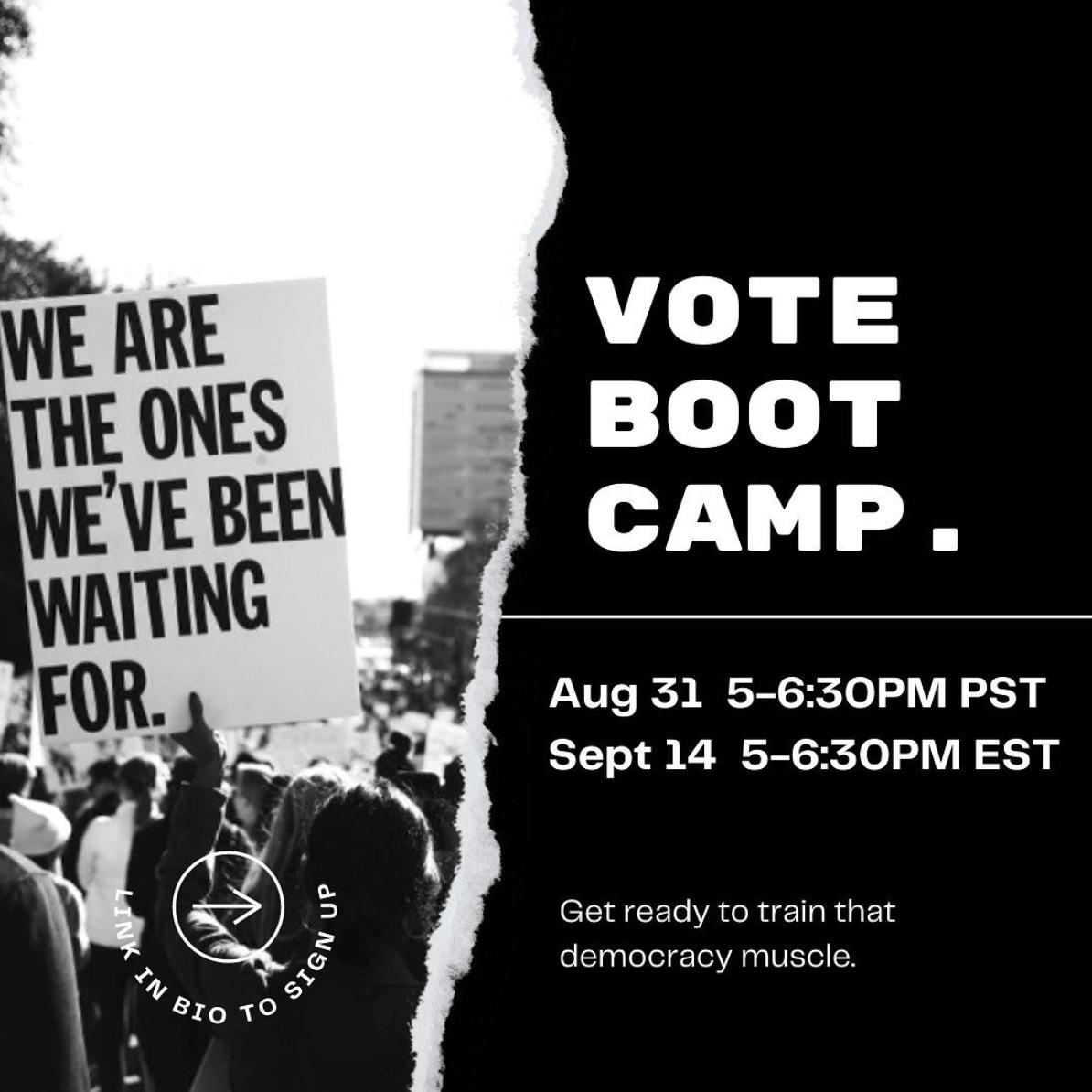 Vote Bootcamp