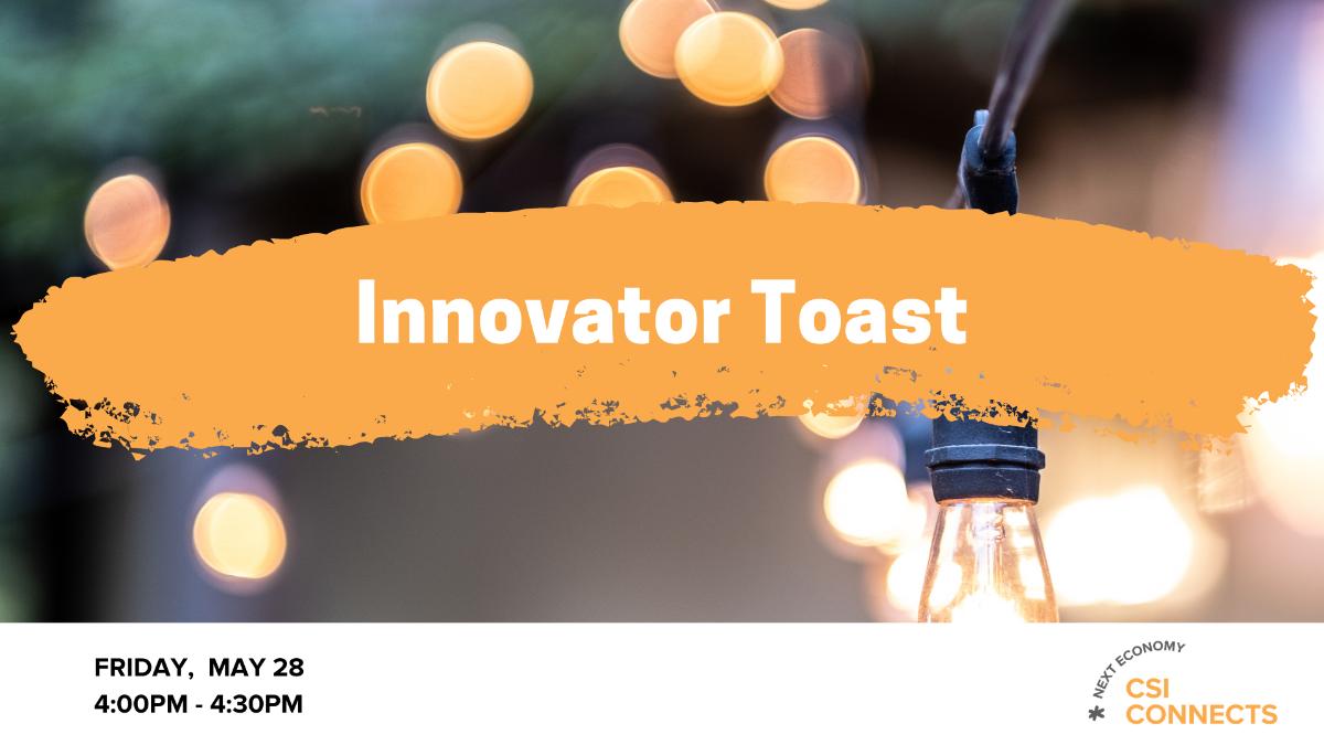 Innovator Toast