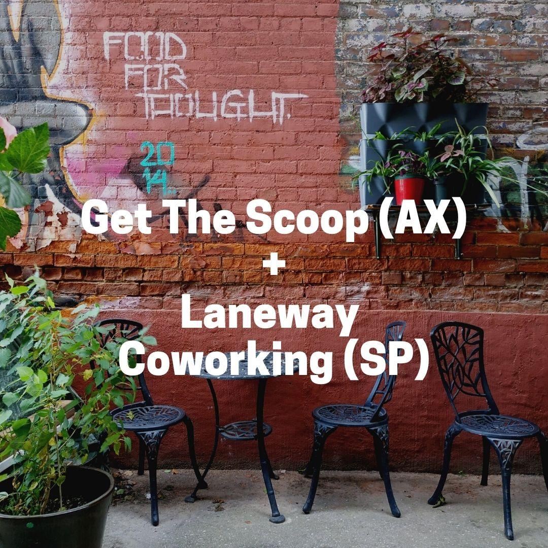 Get the Scoop at CSI Annex and Laneway Coworking at CSI Spadina