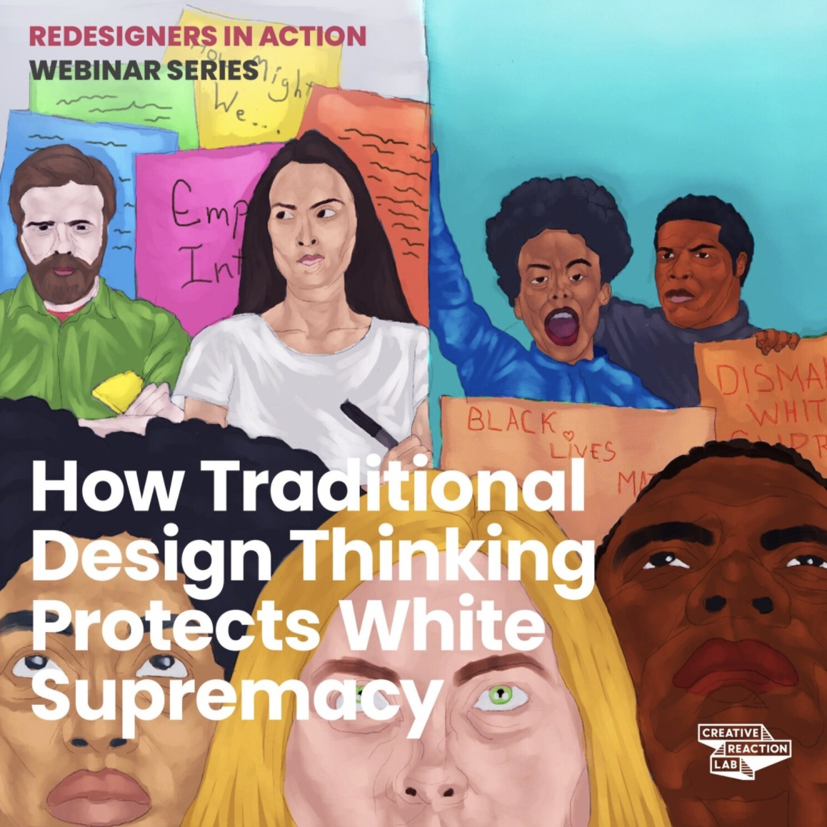 How Traditional Design Thinking Protects White Supremacy