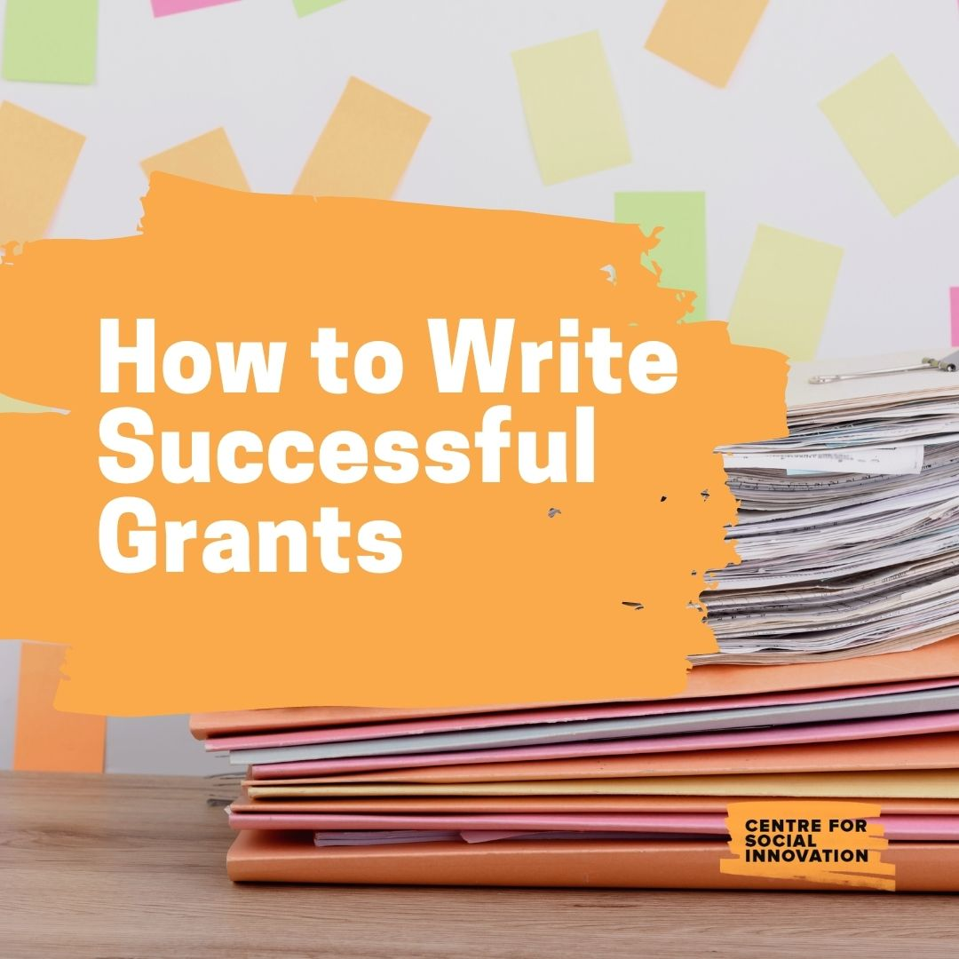 How to Write Successful Grants