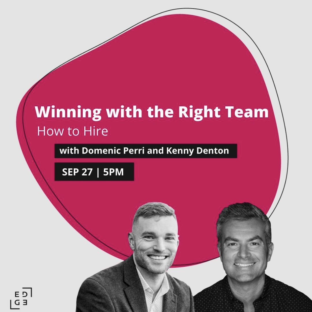 Winning with the Right Team: How to Hire