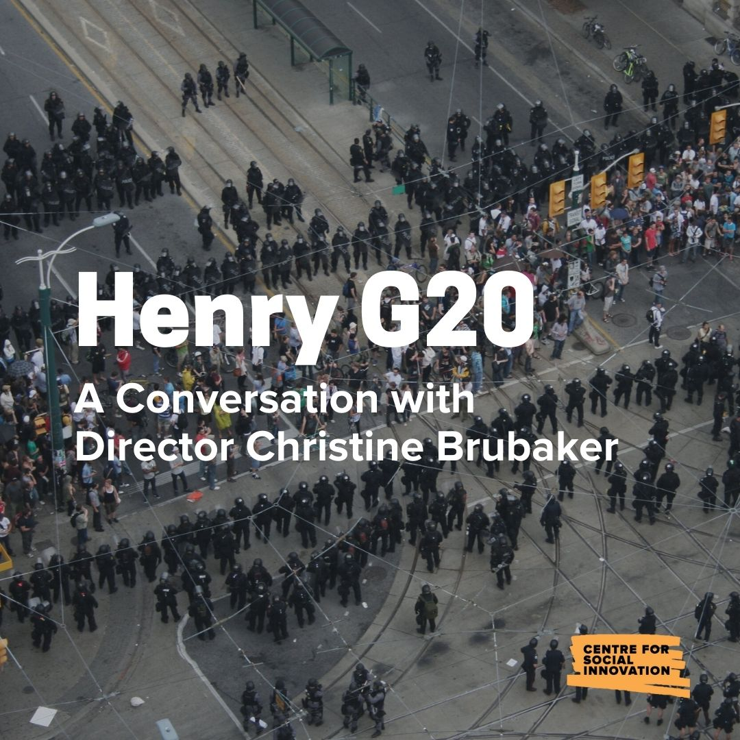 Henry G20: A Conversation with Director Christine Brubaker