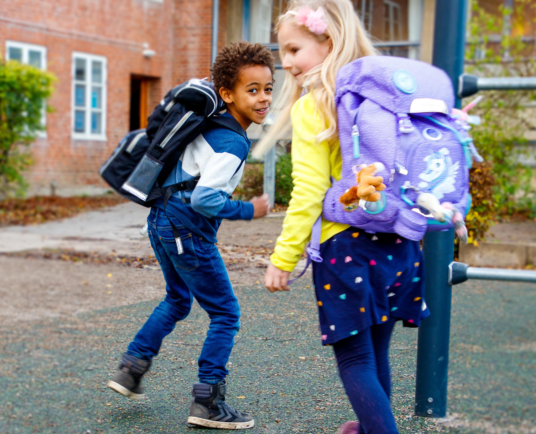 KommuneNyheder - Rullende skolestart på Nordals er populært