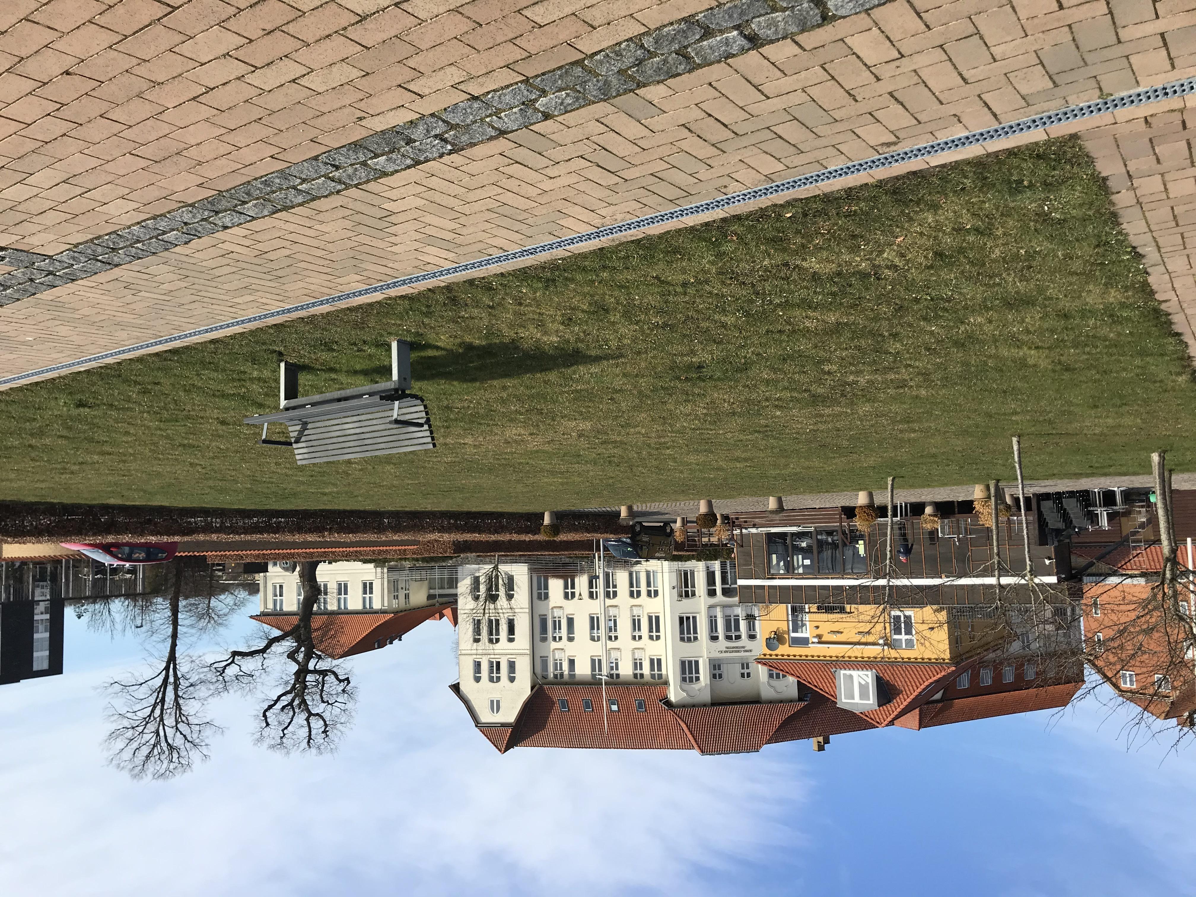 KommuneNyheder - Spaden sættes i jorden i Gråstentil en grænseoverskridende have