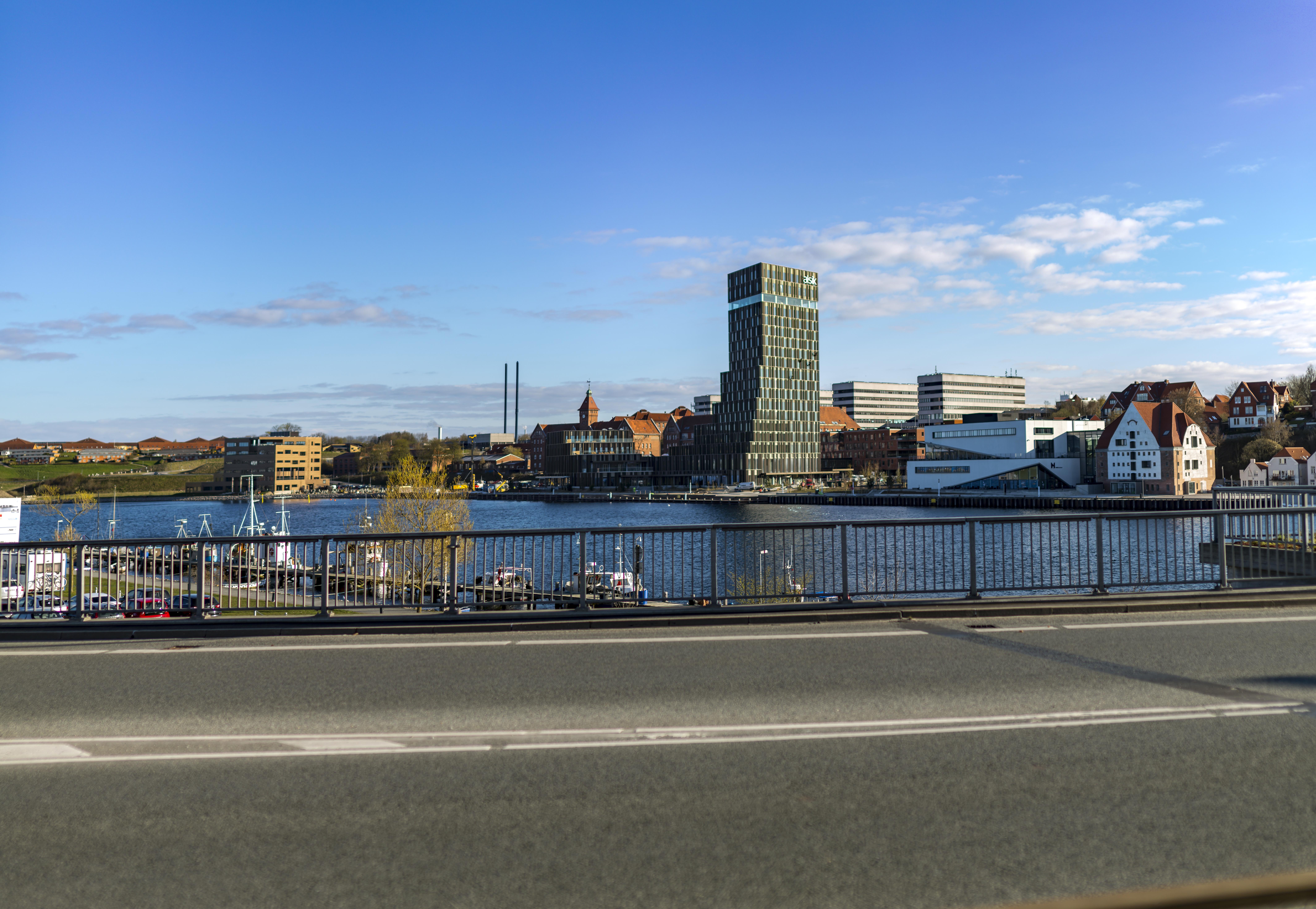 KommuneNyheder - Grønt lys for nye boliger ved Alssund
