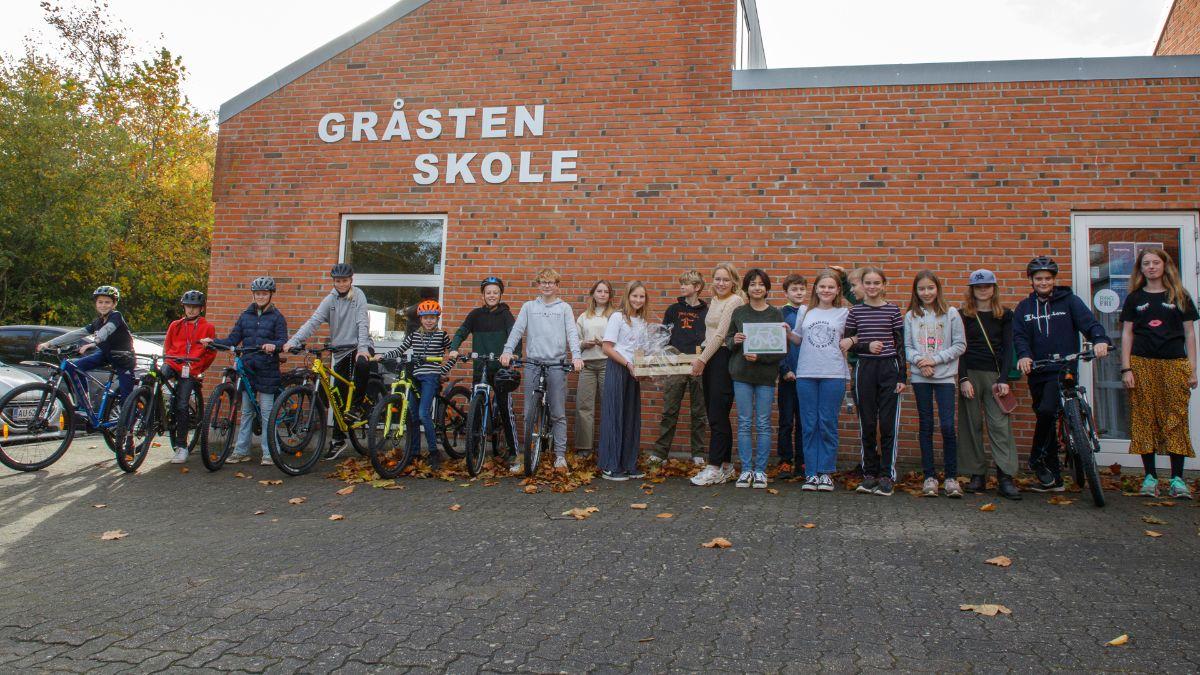 KommuneNyheder - Børn og voksne cykler i Sønderborg