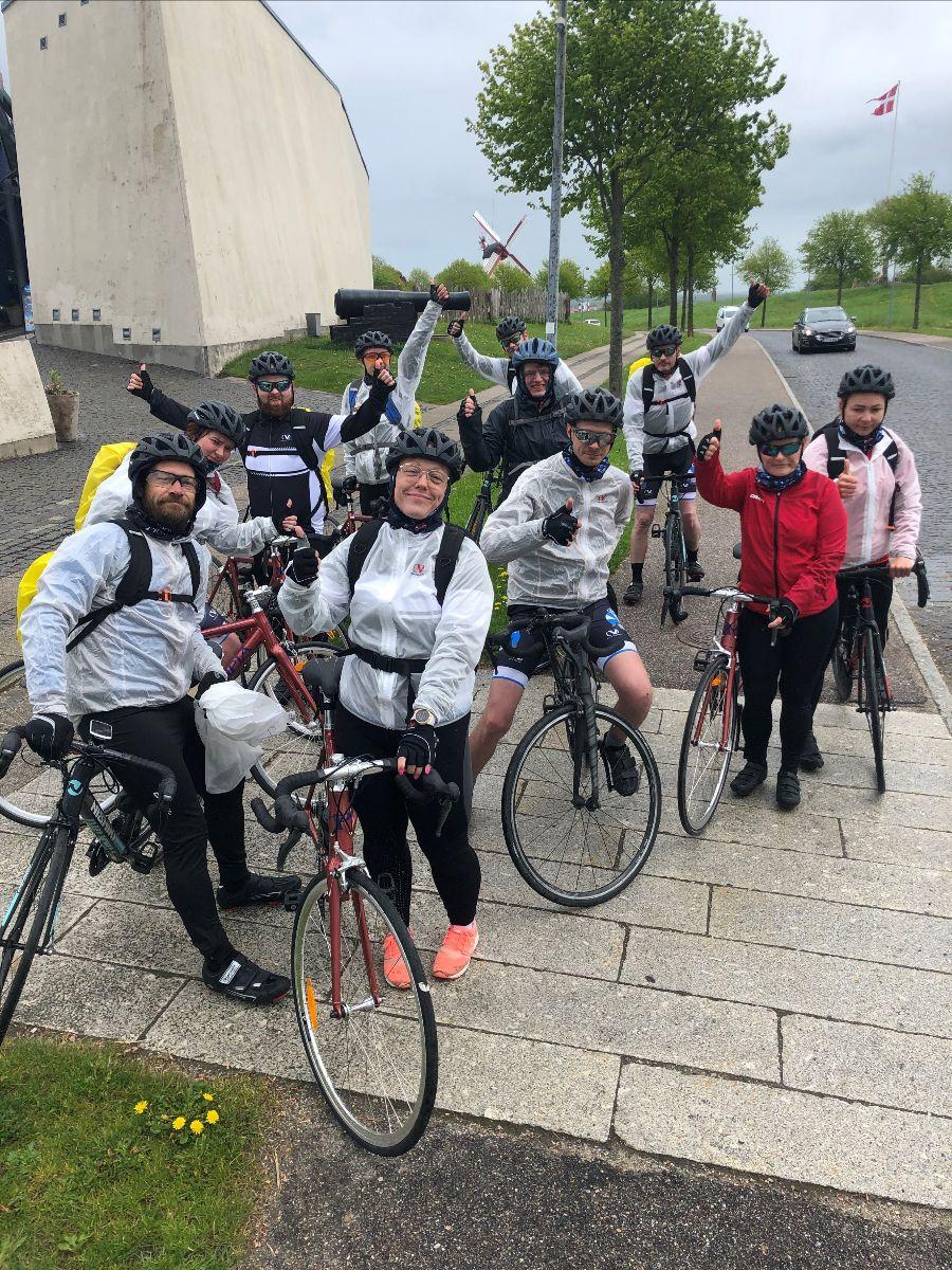 Cyklen kan hjælpe unge i job eller til uddannelse