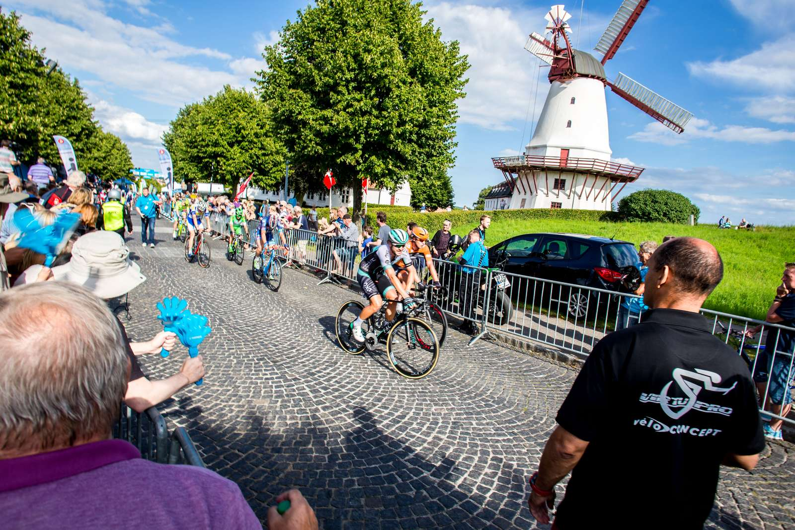 Sønderborg bliver målby i Danmarks største cykelløb