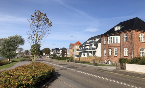 KommuneNyheder - Lokalplan skal fremtidssikre Strandvejskvarter