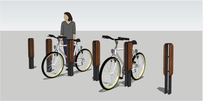 KommuneNyheder - Cykelparkering får et kæmpeløft