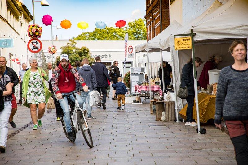 KommuneNyheder - Torvedage fortsætter i 2021 efter god start