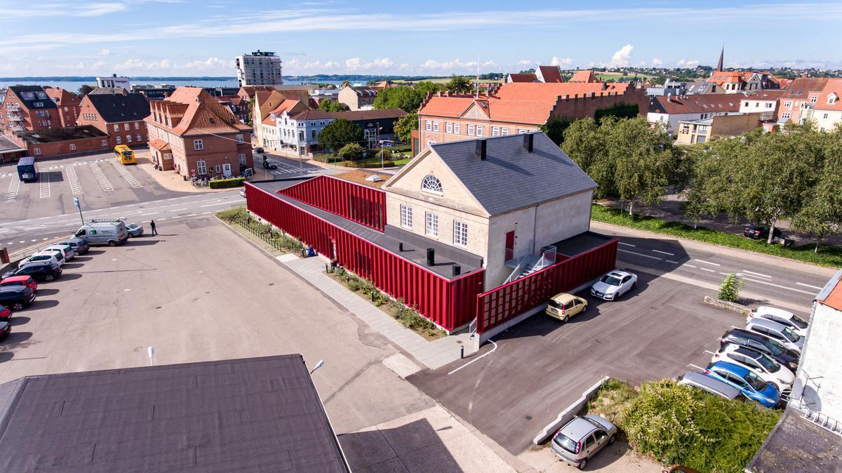 KommuneNyheder - Unge i Sønderborg får en plan og penge til at realisere den med
