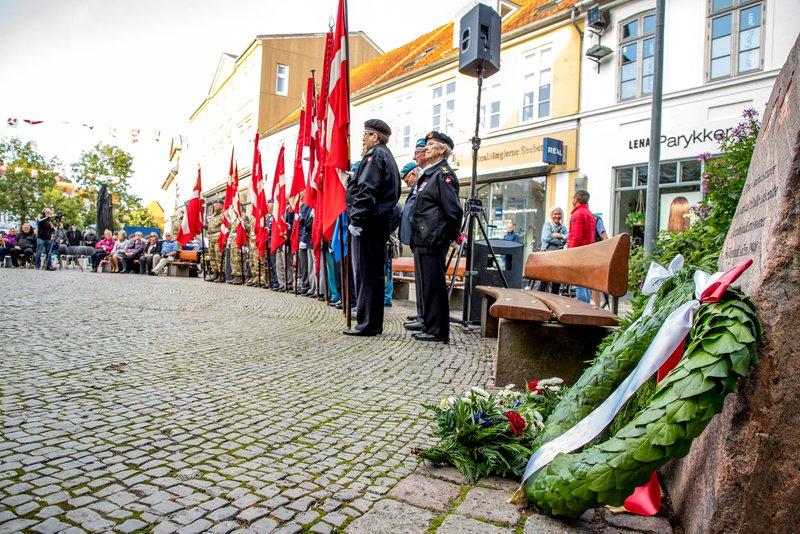 KommuneNyheder - Kom og vær med til at hylde vores veteraner