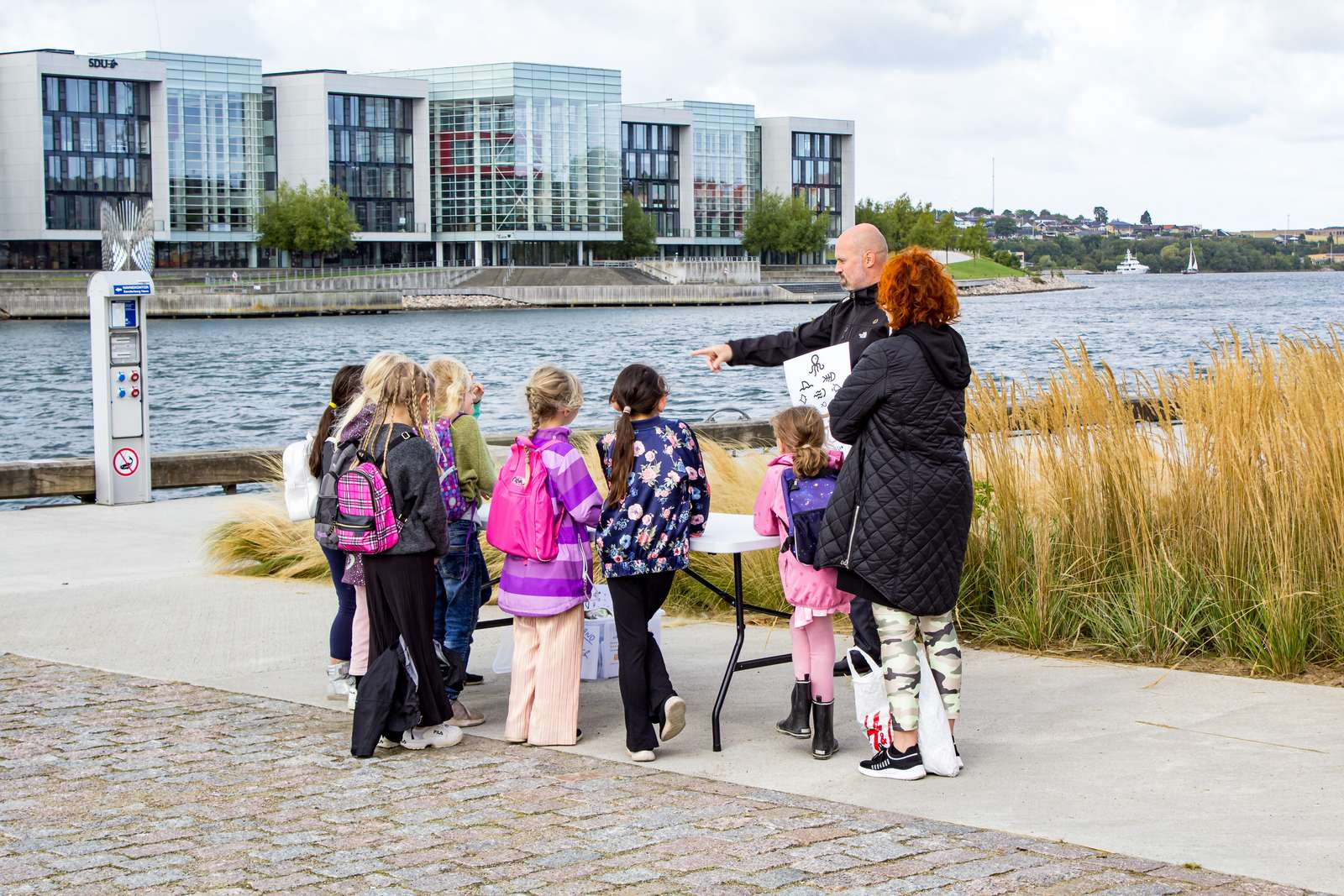 Sønderborg ser på bosætning, bæredygtighed, børn og unge i et grænseoverskridende perspektiv