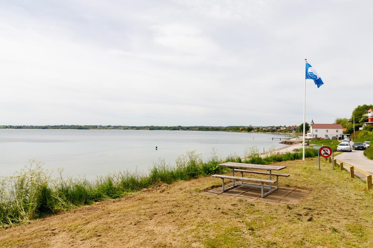 Badesæsonen begynder – i år med ni Blå Flag