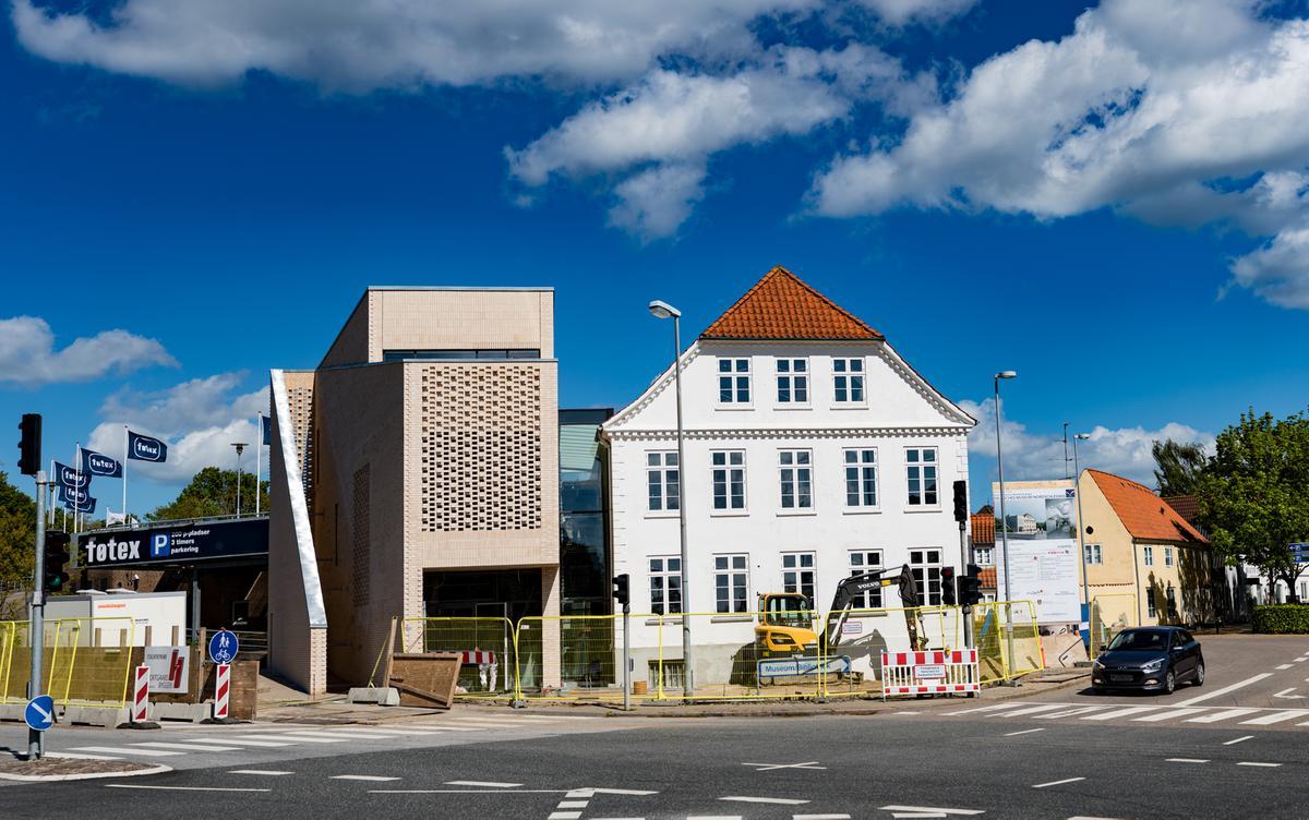 KommuneNyheder - Det tyske museum gør klar til indvielse