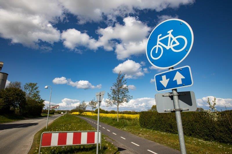 KommuneNyheder - Cykelsti til Kegnæs bliver klar til sommer