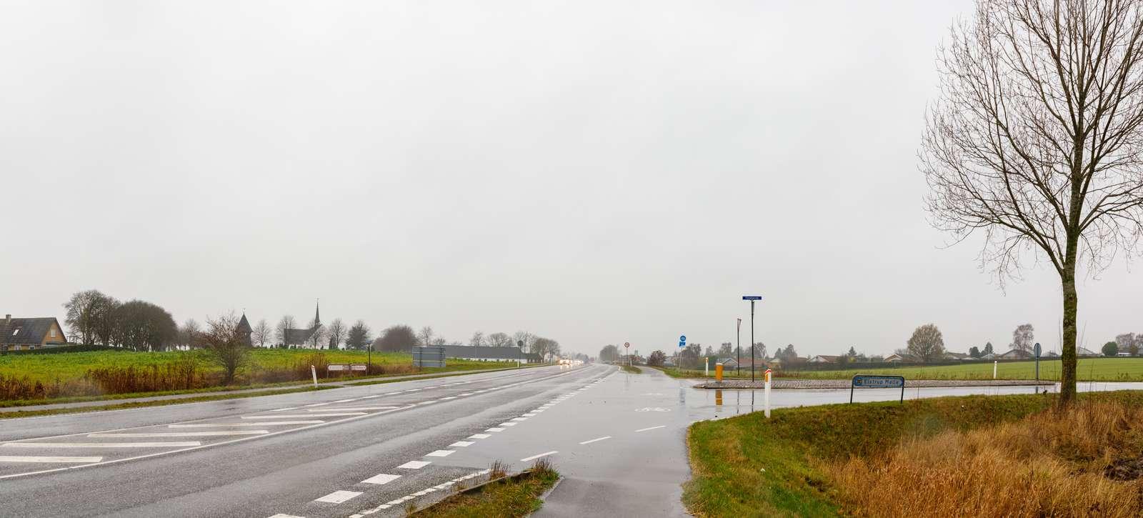 KommuneNyheder - Vejregulering ved Guderup må udskydes