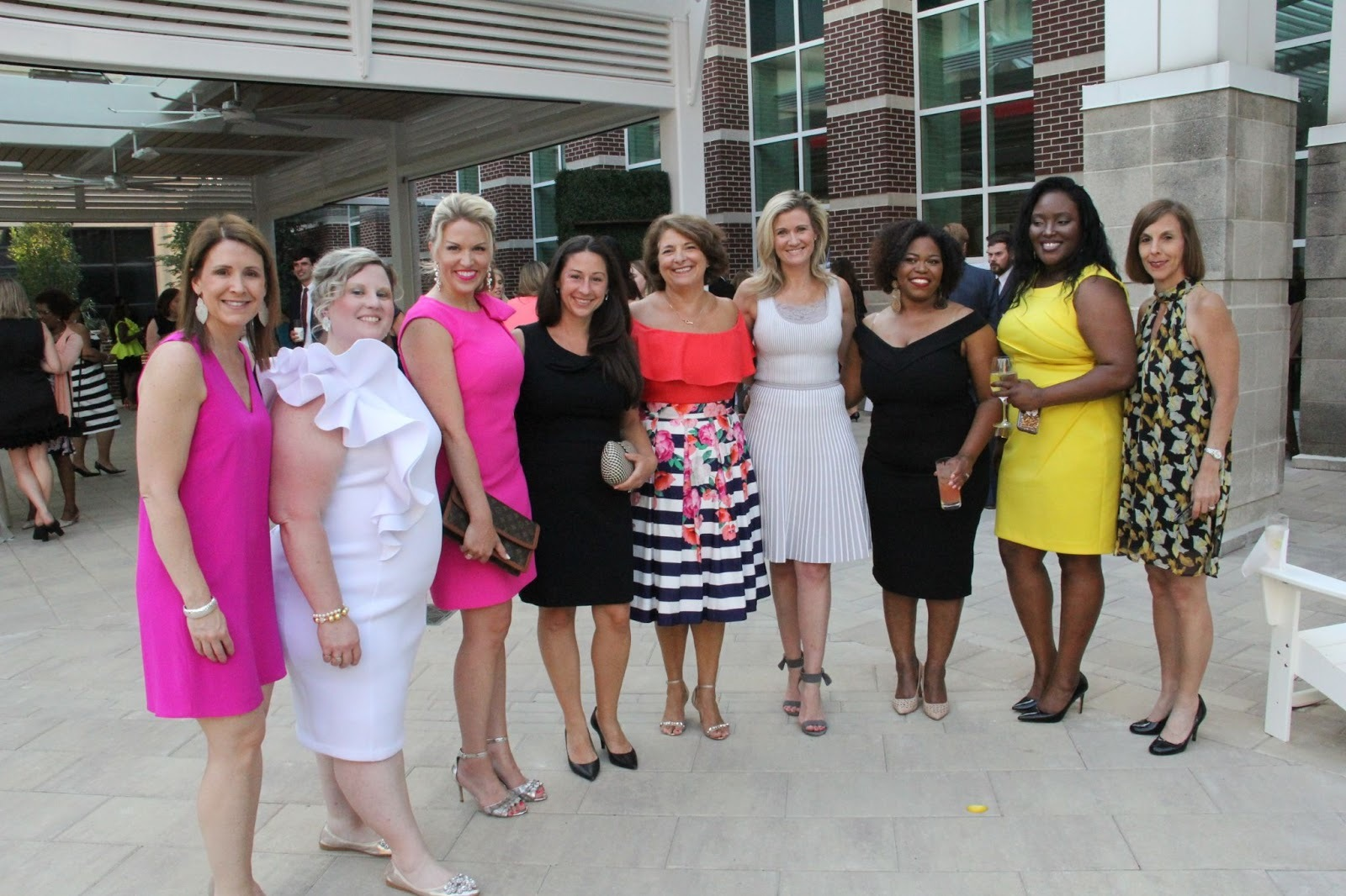 Attendees at 2019's Power of the Purse auction + fundraiser