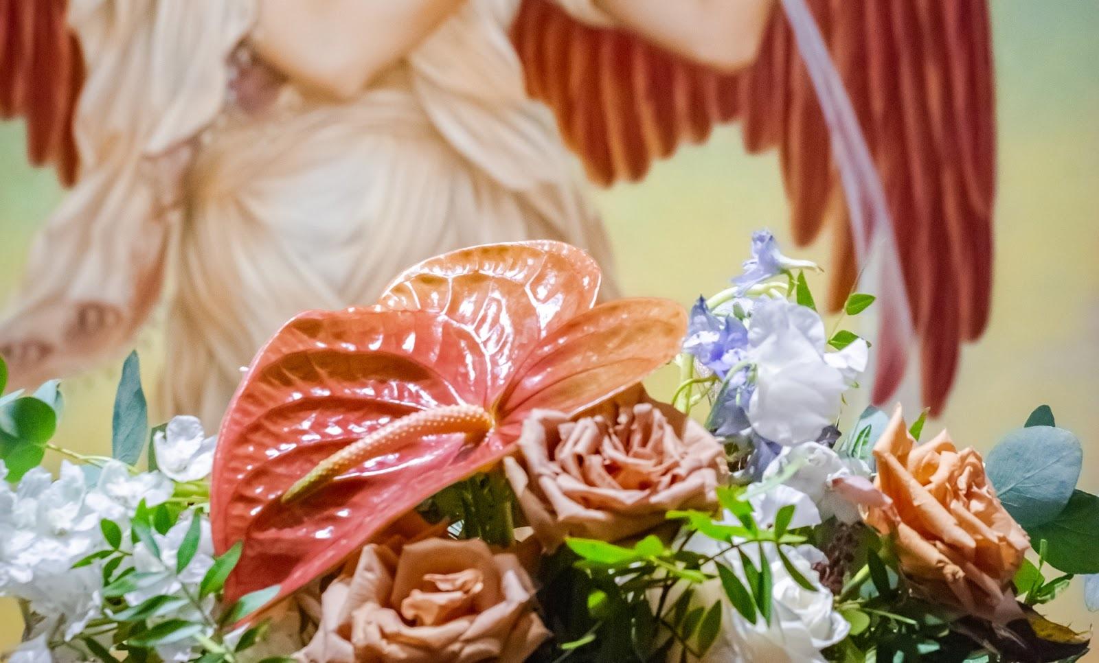 flower art sculpture