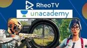 Unacademy Acquires Bengaluru-based Live Game Streaming Platform Rheo TV