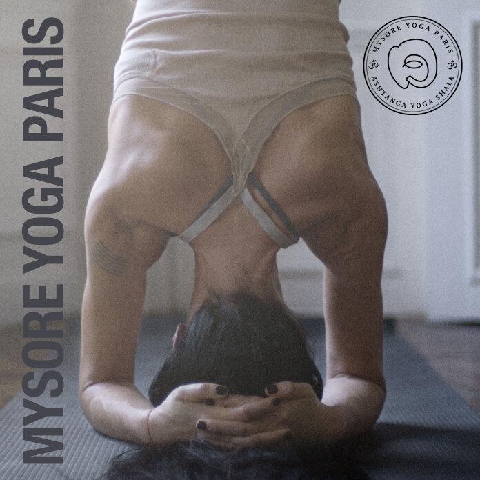 Mysore Yoga Paris