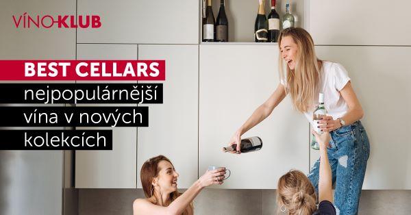 BEST CELLARS💫 nejoblíbenější vína ve 4 NOVÝCH kolekcích
