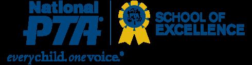 National PTA School of Excellence Program Logo