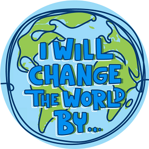 Reflections 2021-2022: I will change the world by...