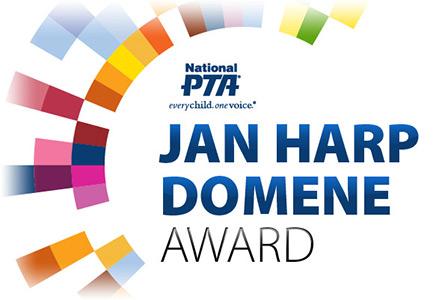 Jan Harp Domene Award logo