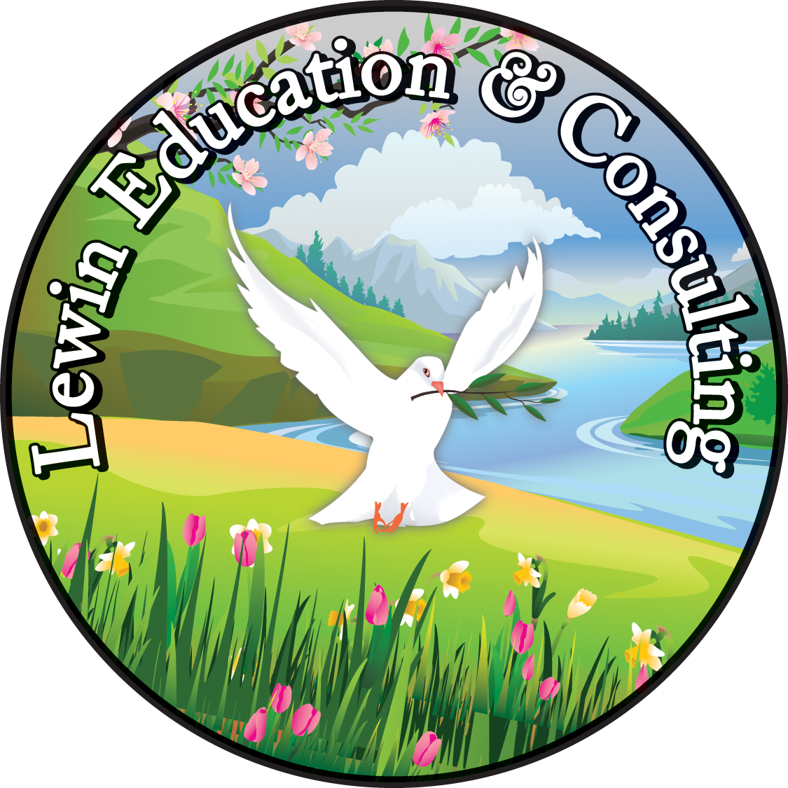 Lewin Education and Consulting logo