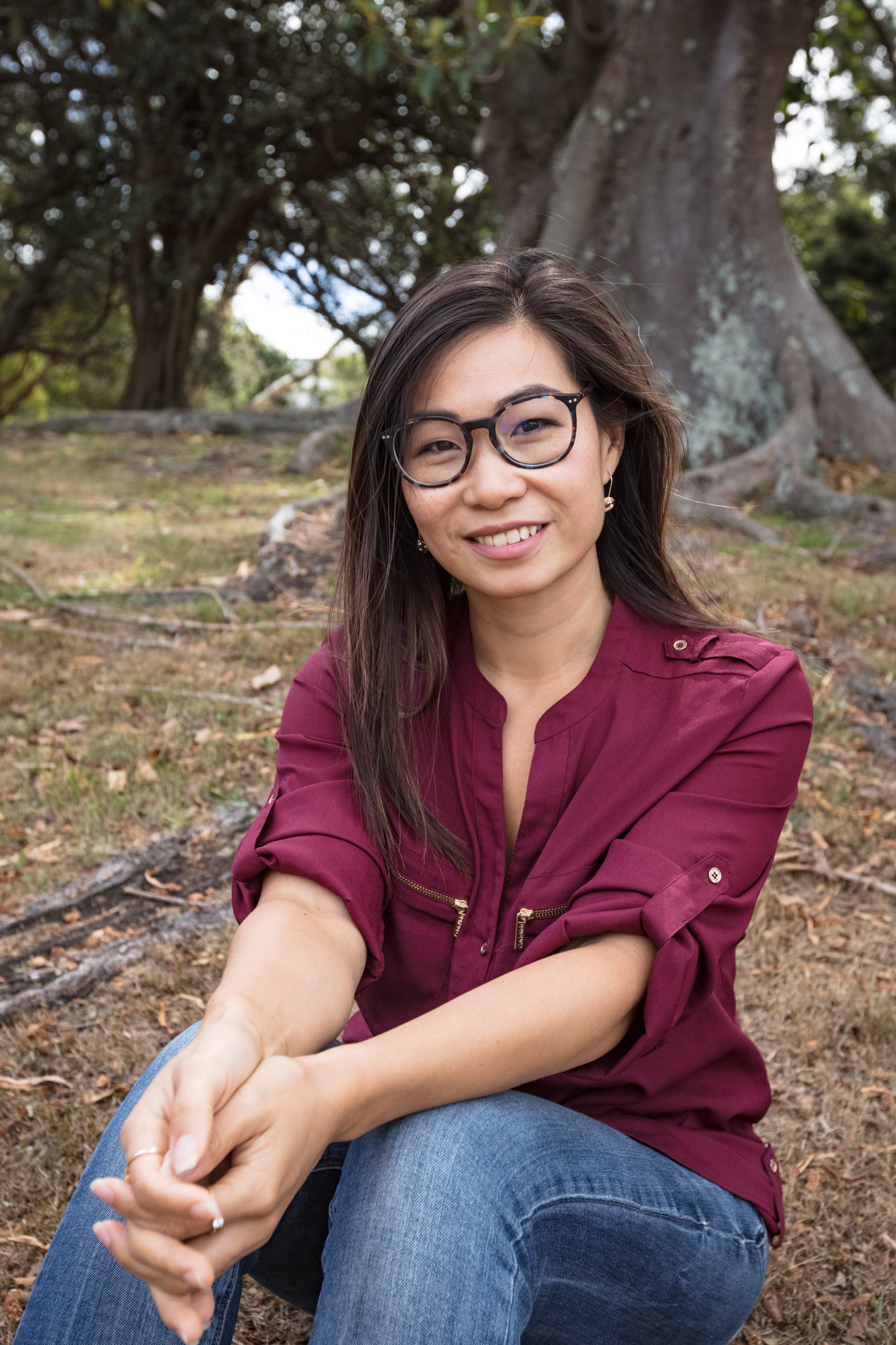 Headshot of Allison Tsao