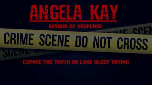 Angela Kay - Author of Suspense