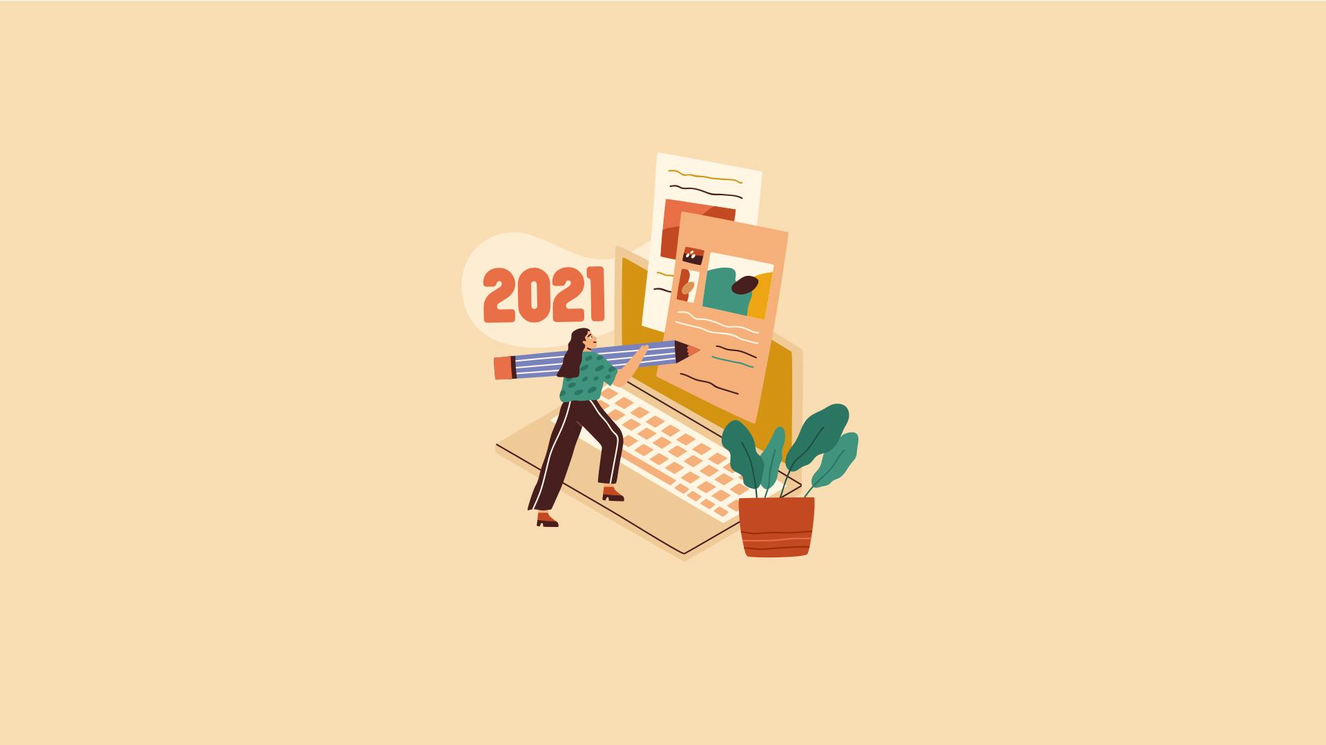 """2021'de İçerik: Anahtar Kelime """"Tüketici"""""""
