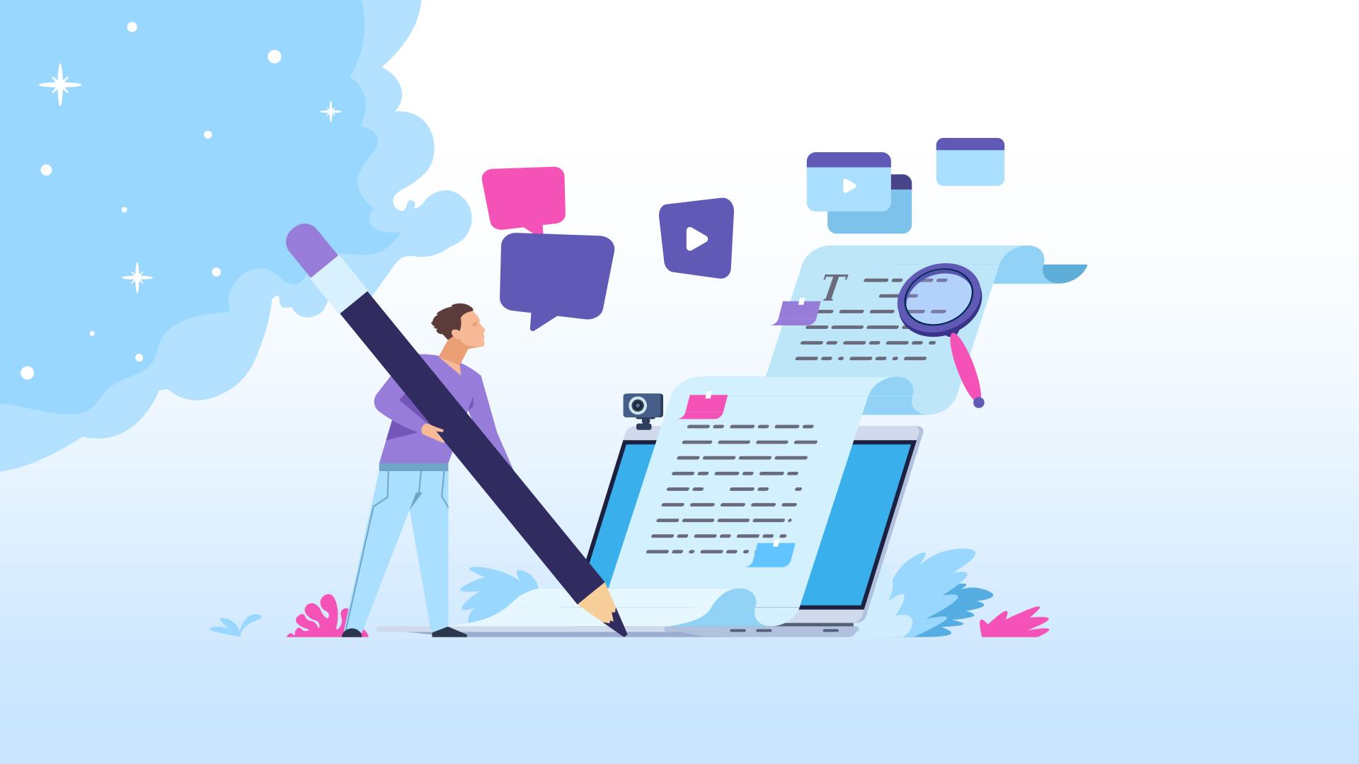 İçerik Pazarlamasında Kullanabileceğiniz Online İnfografik Tasarım Araçları