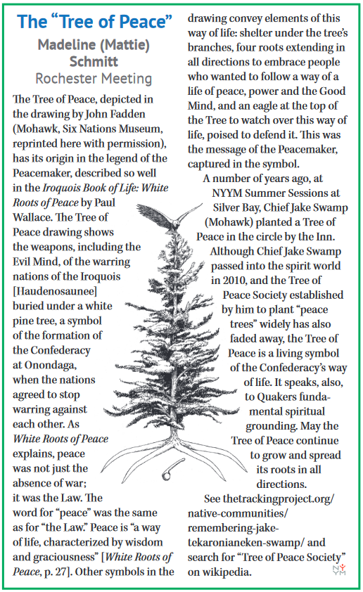 Tree of Peace