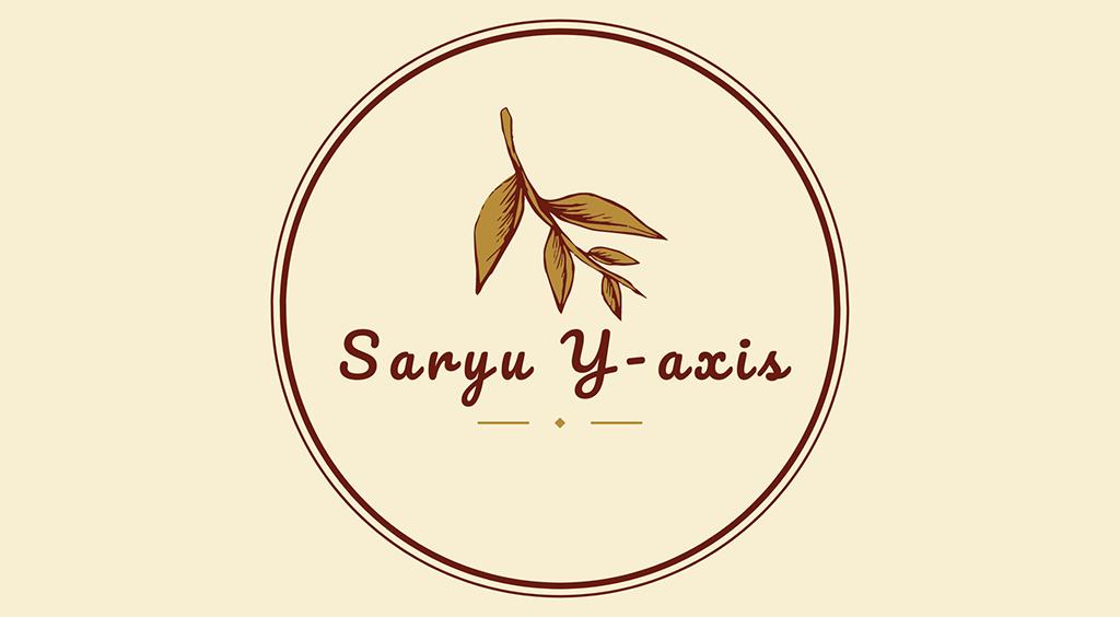 Saryu Y-axis