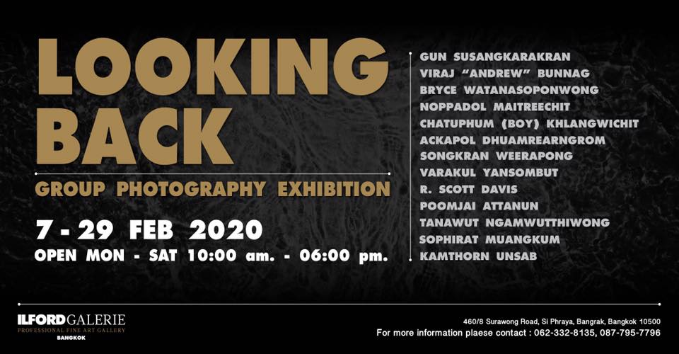 Looking Back Photography Exhibition