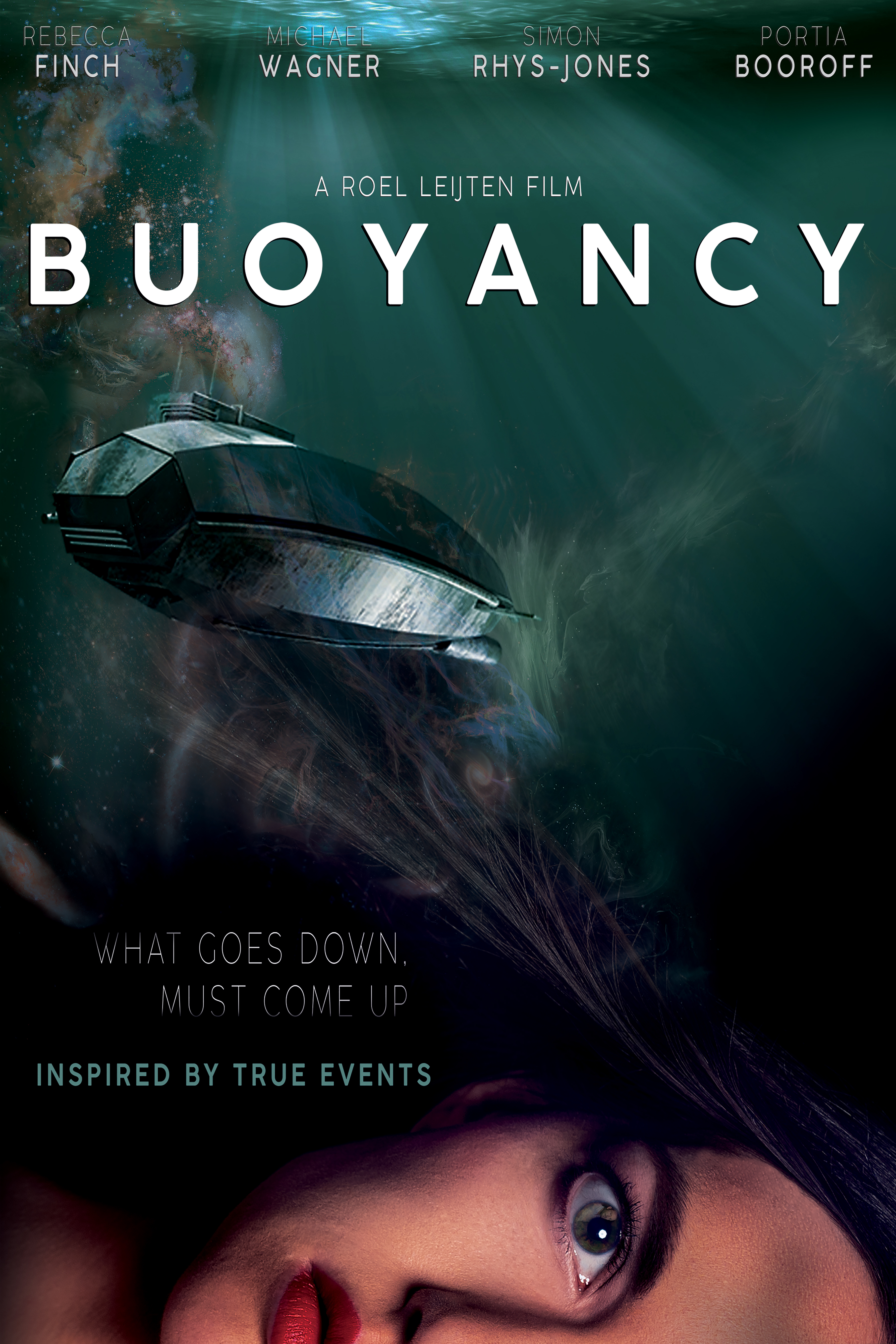 Sink Into The New Sci-Fi Thriller BUOYANCY: Coming to VOD March 2