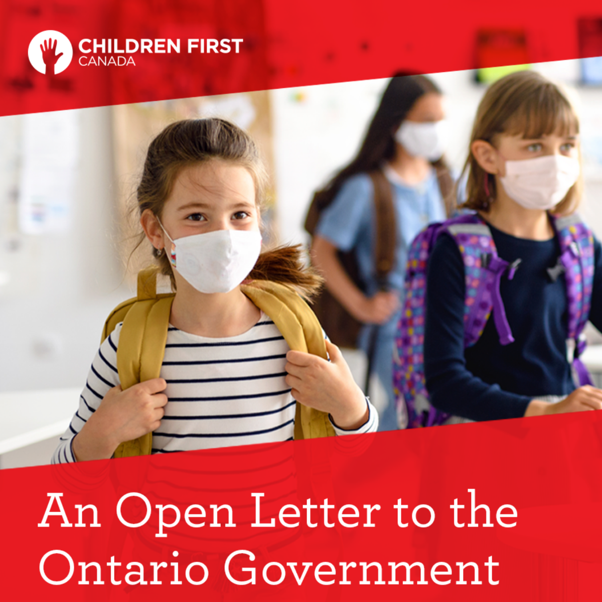 An open letter to the Ontario government