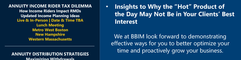We at BBIM look forward to demonstrating effective ways for you to better optimize your time and proactively grow your business.