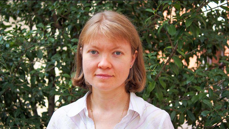 Photo of Anna Stepanova