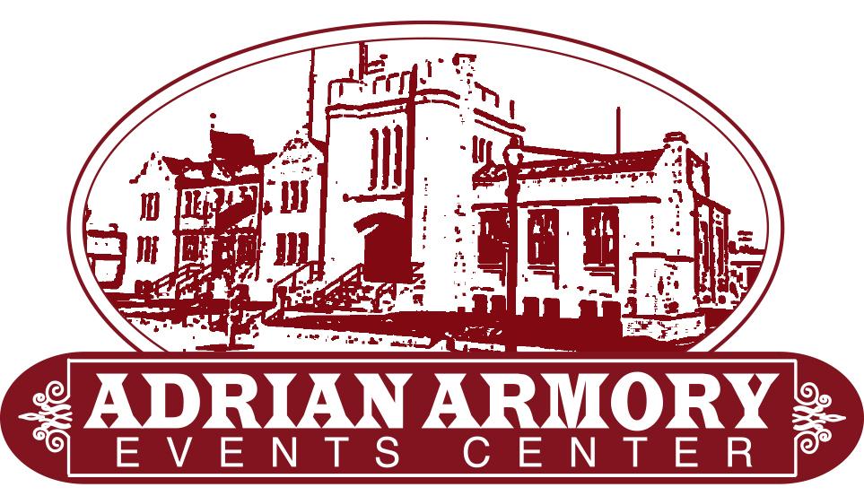 Adrian Armory Events Center logo