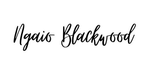 Ngaio Blackwood